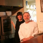 Maddelena's Restaurant owners Nancy and Brett LaMott